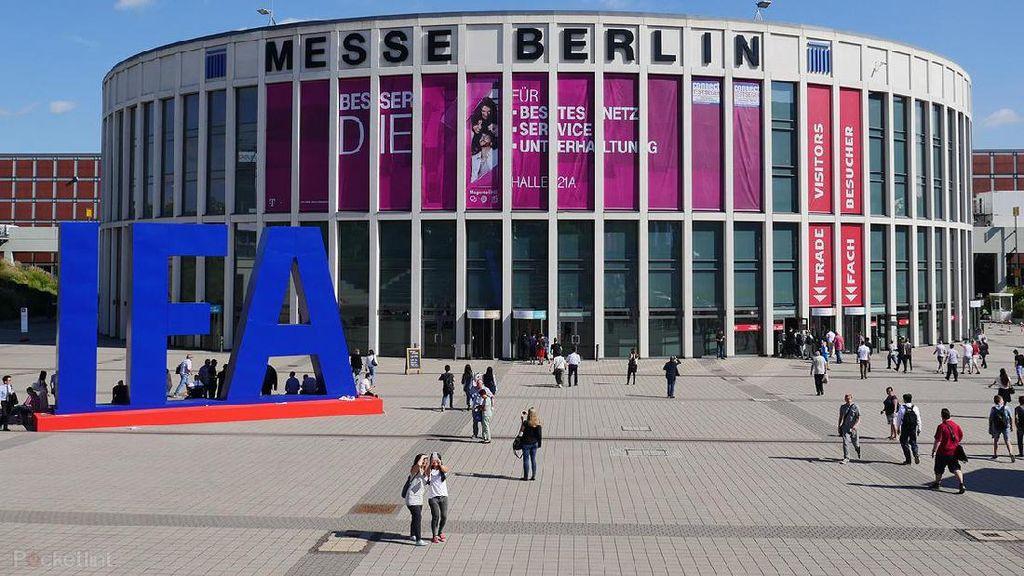 Pesta Gadget Dunia IFA 2017 Dibuka di Berlin