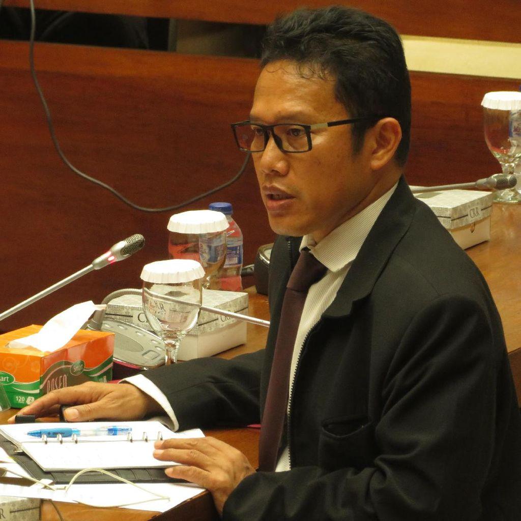 Miryam Diperiksa, Dirdik KPK Aris Budiman Datangi Polda Metro Jaya