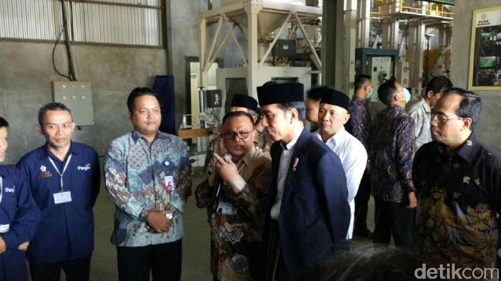 Jokowi Pastikan Double Track Bogor-Sukabumi Dibangun Tahun Ini