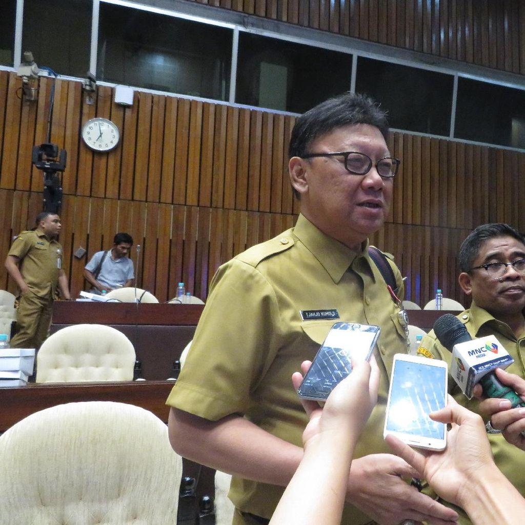 Mendagri Jelaskan Alasan Jokowi Ingin Film G30S/PKI untuk Milenial
