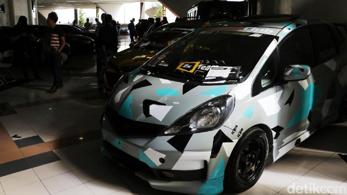 Mobil Modif Keren Barudak Bandung