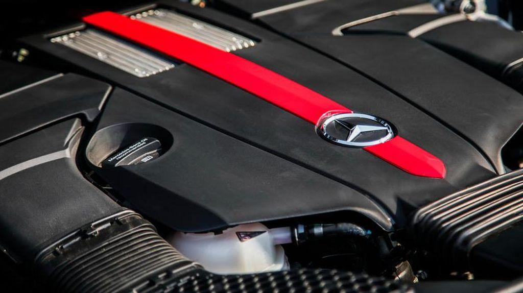 Mesin Tiba-Tiba Mati, Mercedes-AMG GLE43 Harus Ditarik