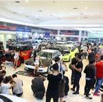 Libur Panjang, Nonton Kontes Modifikasi 100 Mobil di Bandung