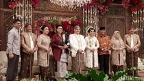 Foto-foto Pernikahan Anak Pejabat yang Heboh