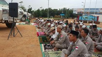 Tim FPU Indonesia Bagikan 208 Hewan Kurban ke Pengungsi Sudan
