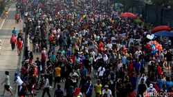 15 Tahun CFD di Jakarta Belum Efektif Kurangi Polusi