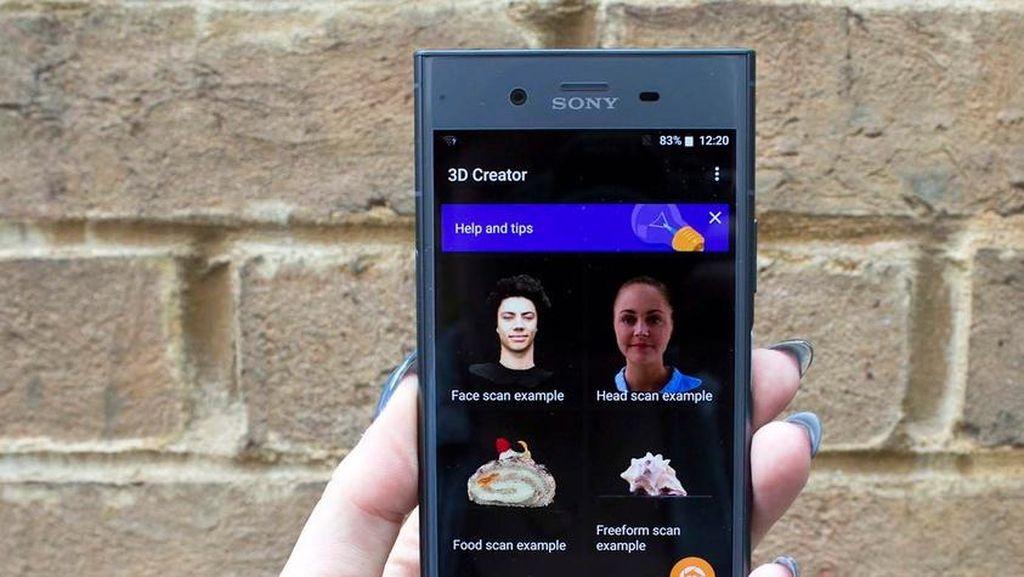Lebih Dekat dengan Jagoan Baru Sony Xperia XZ1