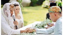 Wuih.. Mas Kawin Pernikahan Raisa Capai Angka Rp 335 Juta