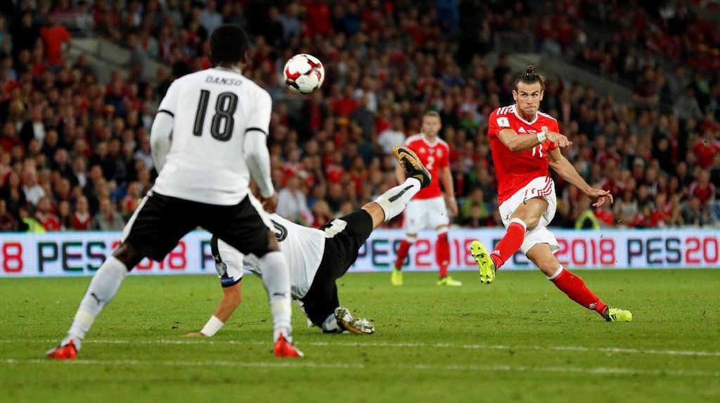 Wales Menang Tipis atas Austria