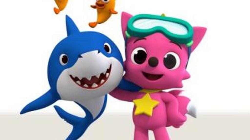 Kocak! Muncul Lagu Baby Shark Versi Jawa