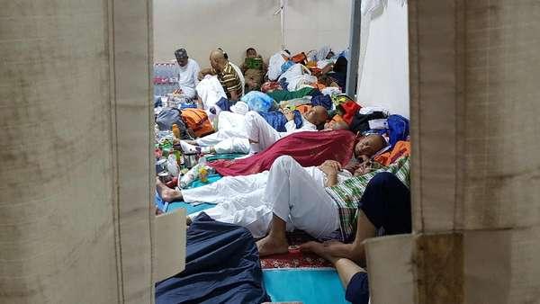 Jemaah Berdesakan di Tenda, Menag Protes Penyelenggara Haji Saudi