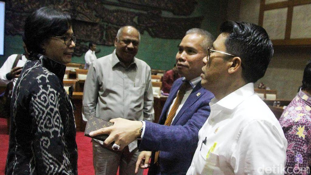 Sri Mulyani dan DPR Evaluasi Pengelolaan Utang Negara Rp 3.700 T
