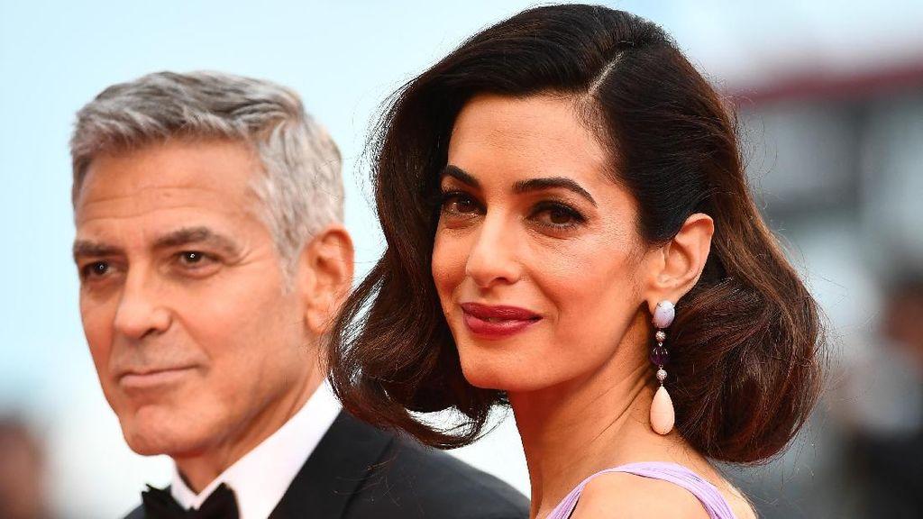 George Clooney Tampung Pengungsi yang Lari dari ISIS di Rumahnya
