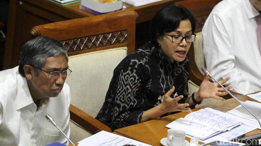 Beban Kerja Paling Berat, Sri Mulyani Dikasihani Anggota DPR