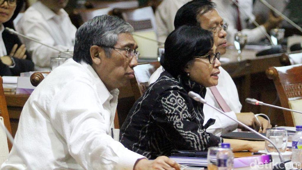 DPR Cecar Sri Mulyani Soal Target RAPBN 2018