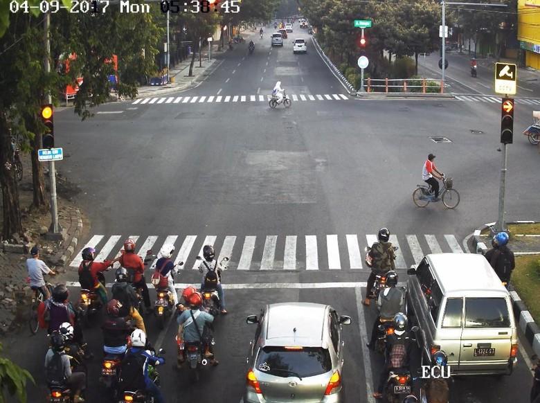 Soal Tilang CCTV Sudah Diterapkan di Jakarta, Polisi : Hoax
