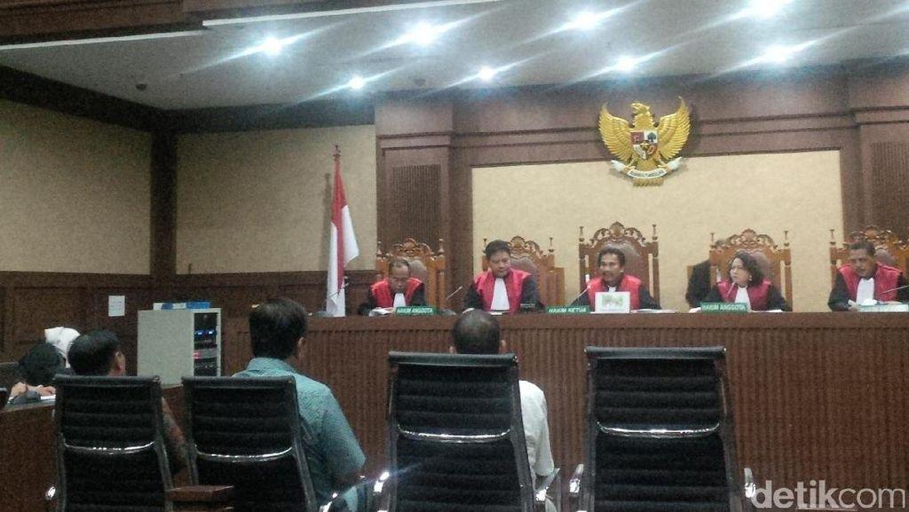 Hakim Tunda Keterangan 3 Saksi Sidang e-KTP