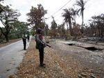 Tentara Myanmar Temukan 28 Jenazah Warga Hindu di Rakhine