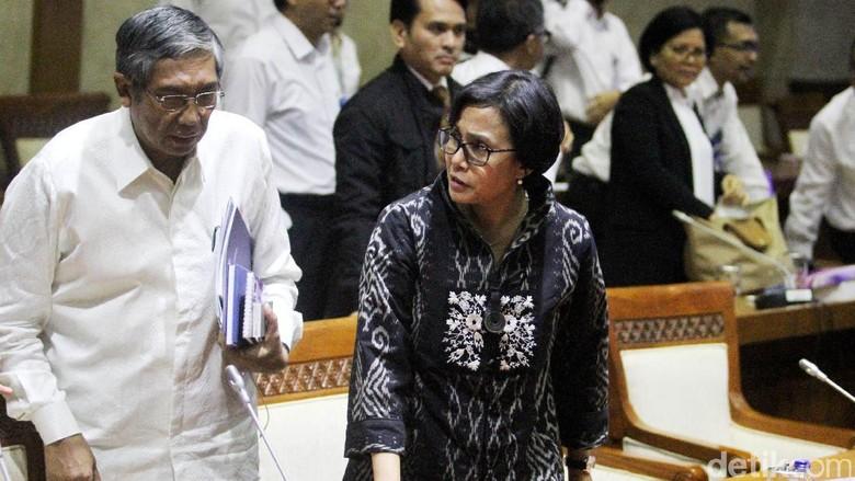 Kejar Target Ekonomi Tumbuh 5,4%, Sri Mulyani Andalkan Investasi