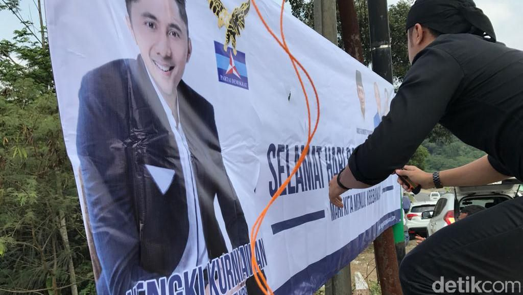 Ini Alasan Hengky Kurniawan Kepincut Jadi Calon Bupati Bandung Barat