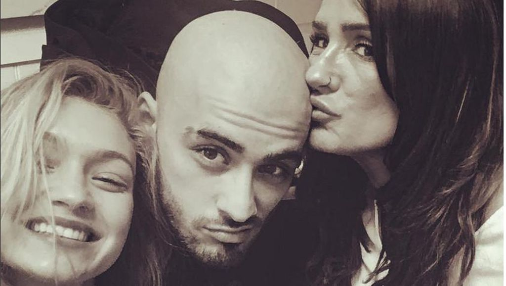 Zayn Malik Botak Gara-gara Rambutnya Rusak Sering Dibleaching