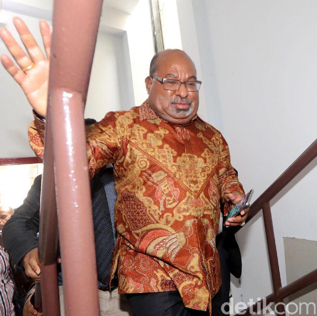 Kasus Korupsi APBD Papua, Polri Masih Kumpulkan Informasi