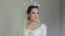 Foto: 5 Artis yang Saat Menikah, Riasan Wajahnya Dikritik Netizen