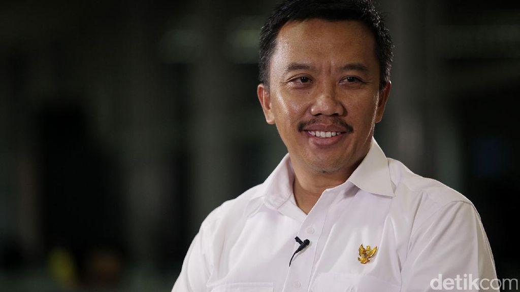 Menpora Yakin Indonesia Rebut Peringkat Tiga Piala AFF U-18