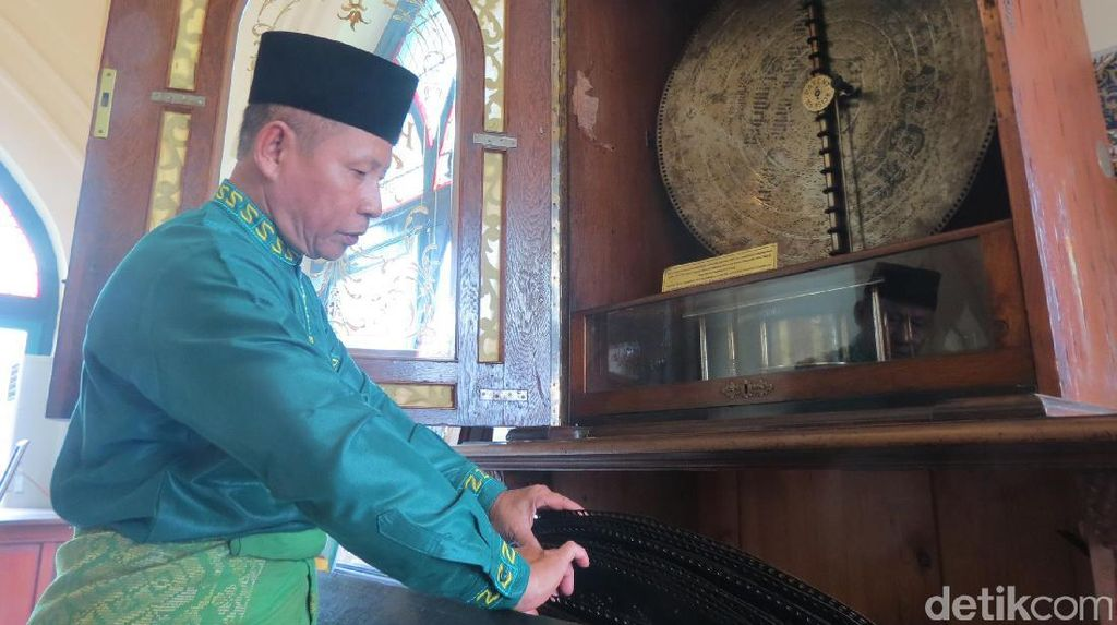 Momen Langka! Mendengar Musik Klasik Eropa di Istana Siak