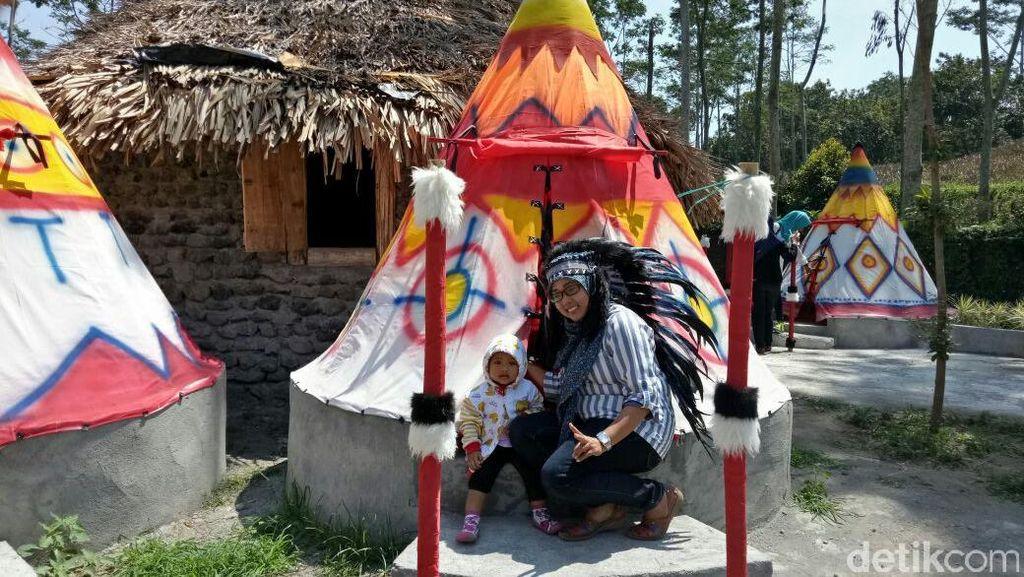 Kampung Indian, Tapi di Kediri