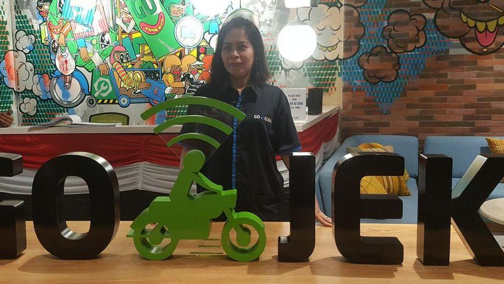 Kisah Paula Bantu Keuangan Keluarga dengan Jadi Tenaga Bersih-bersih
