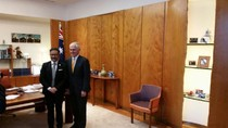 PM Australia & Dubes Kristiarto Bahas Rohingya hingga Investasi