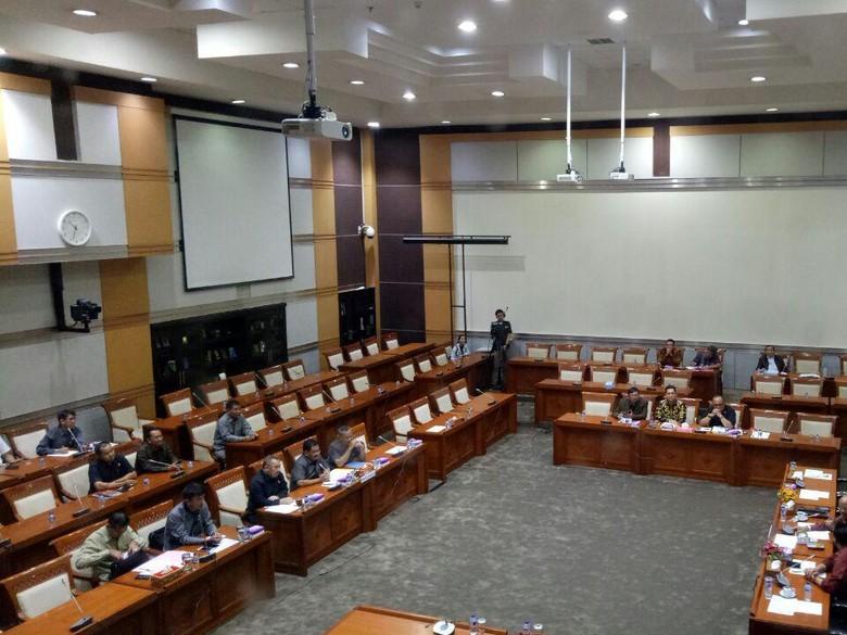 Calon Hakim Agung Kamar TUN Ditanya DPR soal Objek Hak Angket