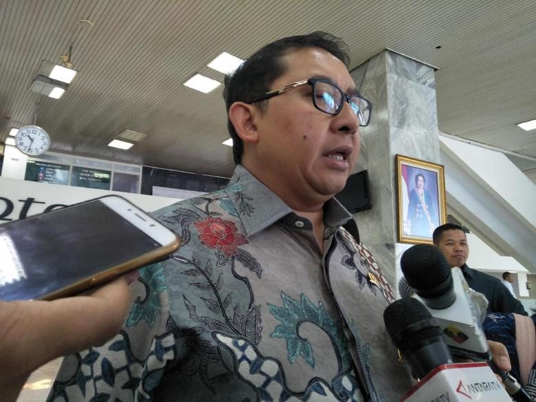 Fadli Zon Bantah Intervensi KPK soal Surat Tunda Periksa Novanto