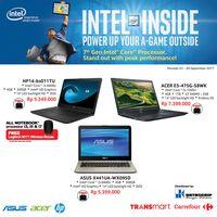 Beli Laptop Gratis Wireless Mouse di Transmart dan Carrefour