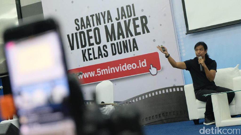 Telkomsel Dorong Filmmaker Asal Banten Go International