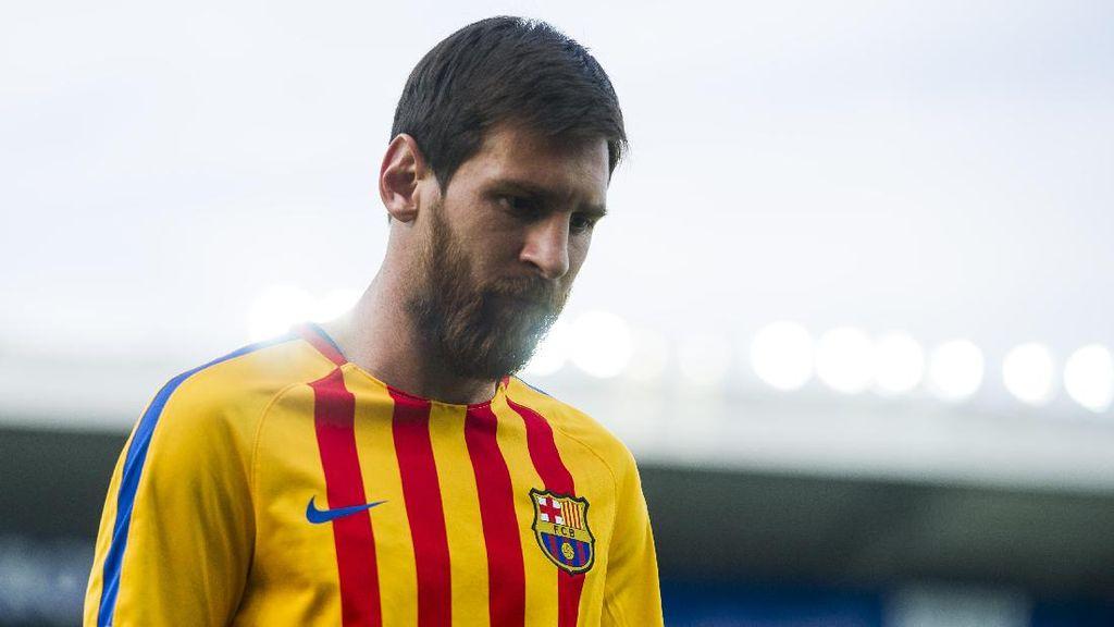 Florentino Perez Berandai-andai tentang Messi