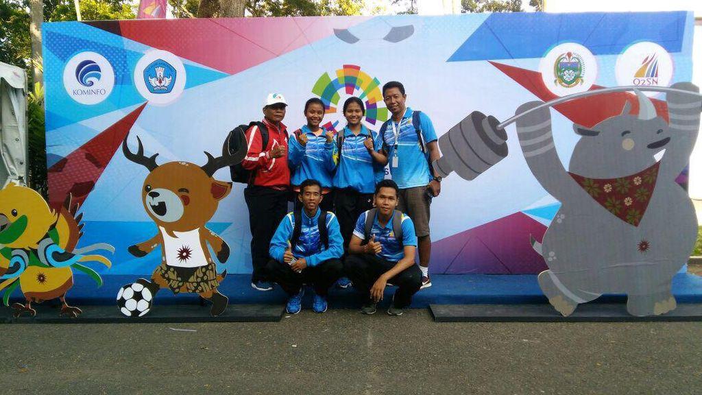 Peran Kominfo dalam Olimpiade Olahraga Siswa Nasional