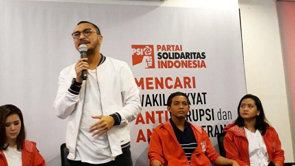 Terjun ke Politik, Giring Nidji Siap Tinggalkan Dunia Hiburan