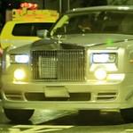Rolls-Royce Phantom Berjantung Toyota