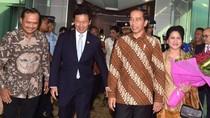 Tiba di Singapura, Jokowi Langsung Temui WNI