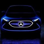 Mobil Listrik Penantang BMW i3 dari Mercy Siap Diluncurkan