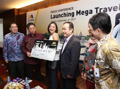 Mega Travel Card, Traveling ke Luar Negeri Banyak Untungnya