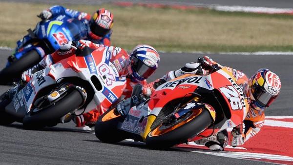 Statistik MotoGP San Marino