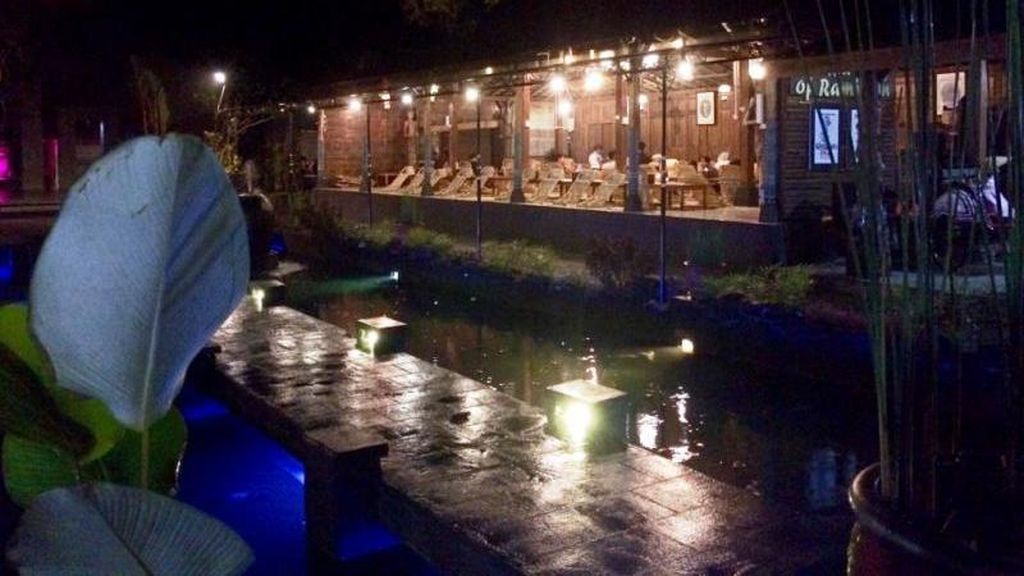 Tempat Paling Nyentrik Buat Wisata Kuliner di Yogyakarta