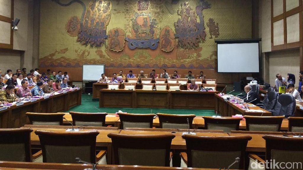 DPR Kumpulkan BUMN Bahas Setoran Dividen