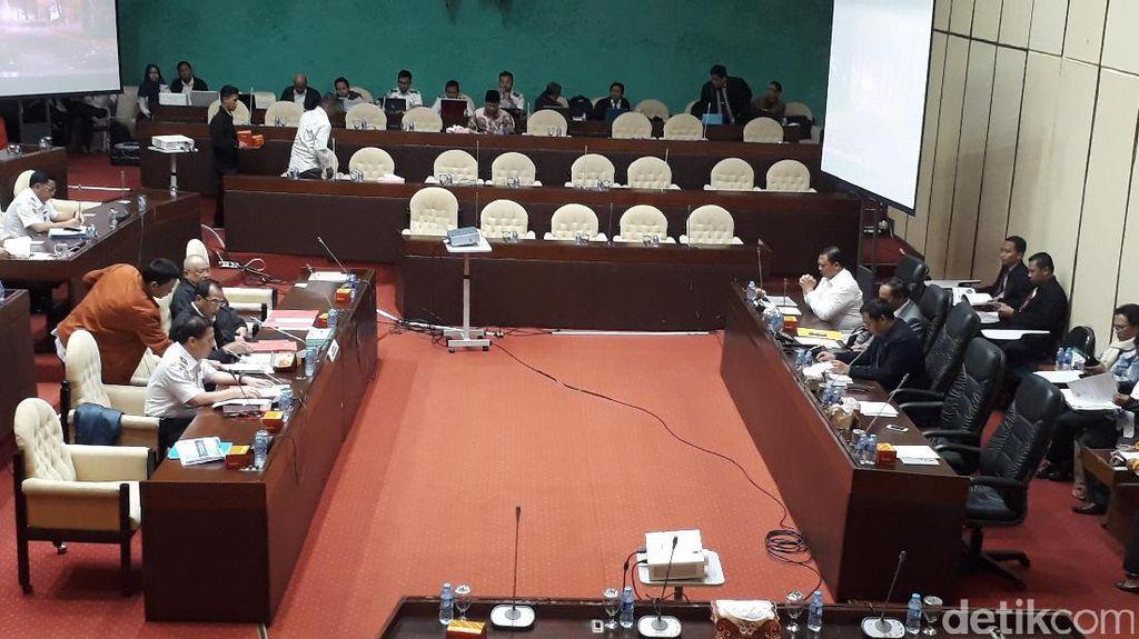 Rapat di DPR, Menhub Usul Anggaran Rp 48,18 T Tahun Depan