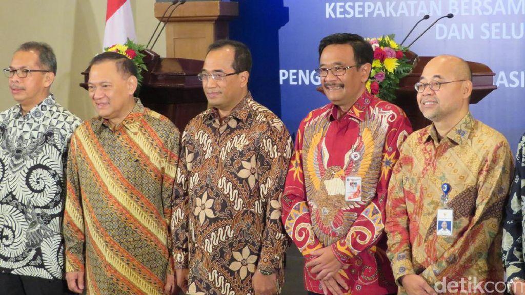 Bayar Transportasi Umum di Jakarta Kini Cukup Pakai Satu Kartu