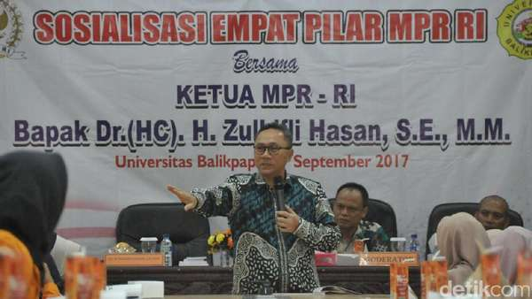 Indra Piliang Nyabu dan PCC Bikin Tewas, Ketua MPR: Harus Ditegasi