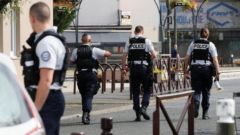 Polisi Prancis Temukan Bom Biangnya Setan yang Siap Digunakan
